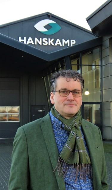 Henk Hanskamp. Foto: Bert Vinkenborg