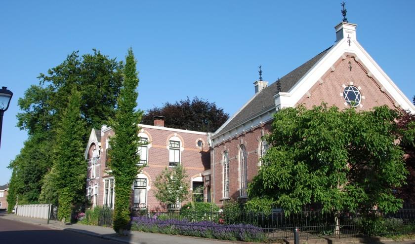 De synagoge aan de Spoorstraat. Foto: PR