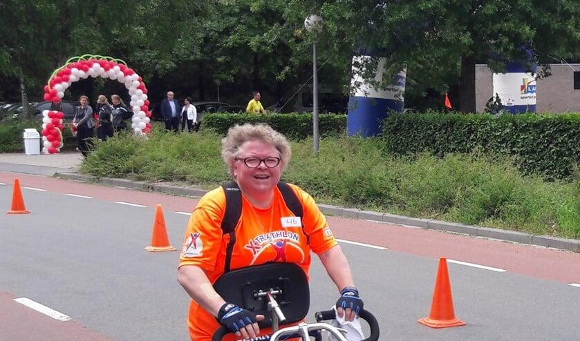 Een racerunner in actie. Foto: PR