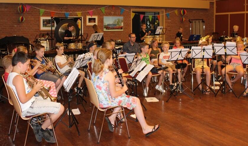 Kids in Concert in Beltrum. Foto: PR