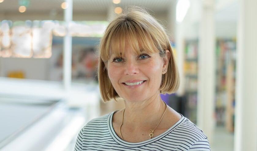 Anne-Marie Haanstra, de nieuwe directeur van Iselinge. Foto: Elise Veenhuis