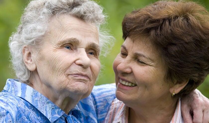 Op Bergensteijn wordt dagbesteding geboden aan mensen met dementie. Foto: PR