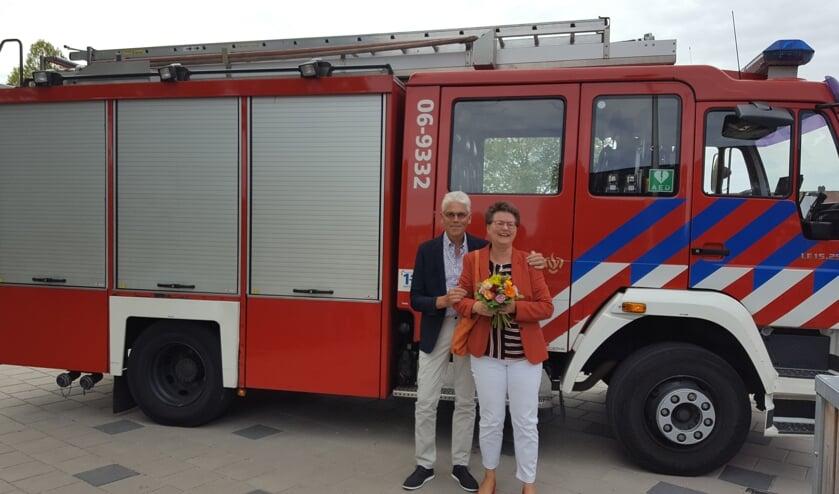 Een feestelijk afscheid voor Han van Soldt. Foto: Monique van den Berg