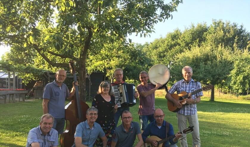 The Auld Smiddy Folkband. Foto: PR