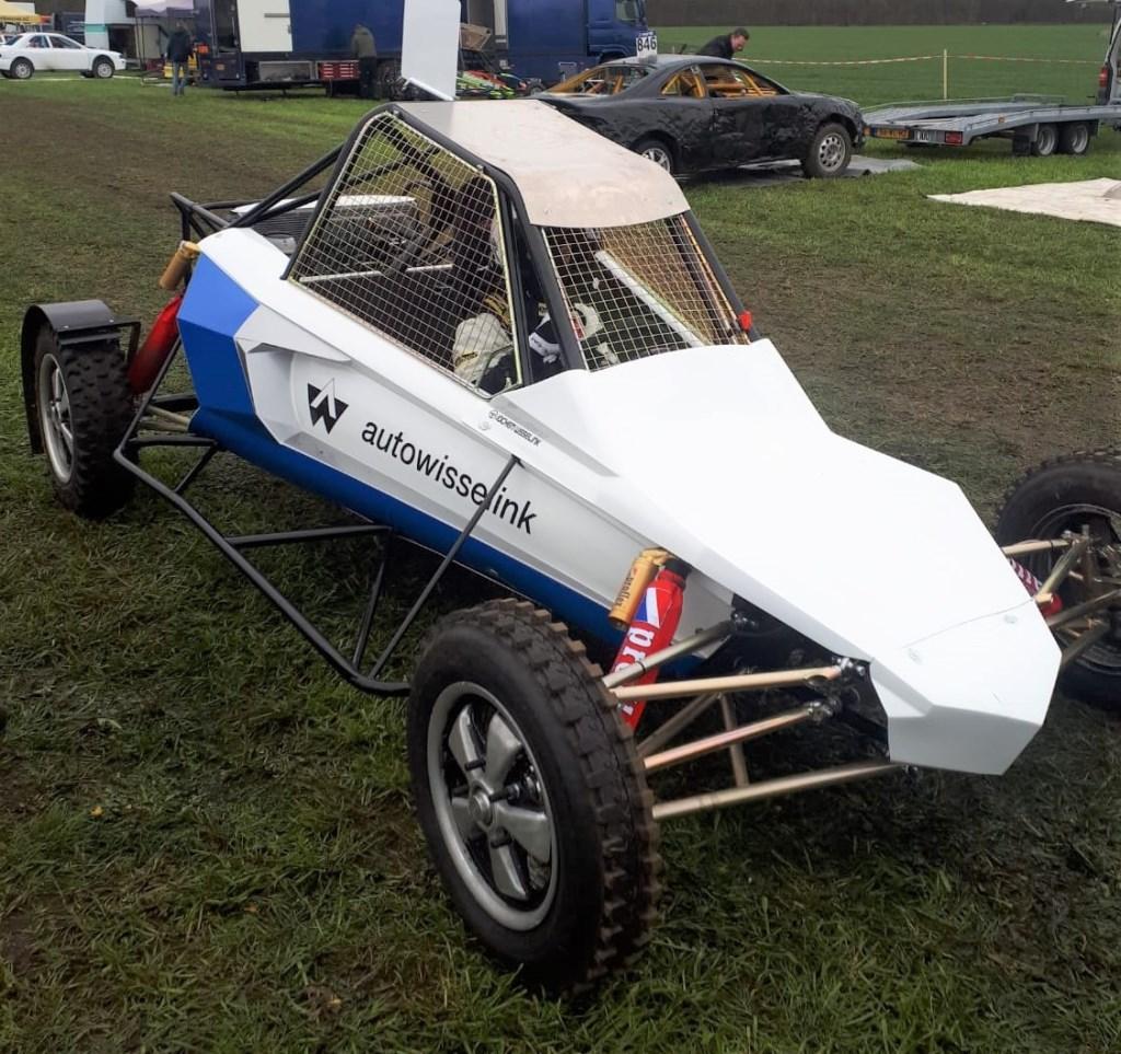 Auto Wisselink toont ook een buggy. Foto:PR  © Achterhoek Nieuws b.v.
