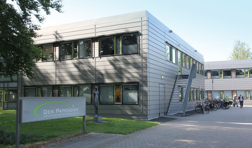 Gezondheidscentrum Den Papendiek. Foto: PR