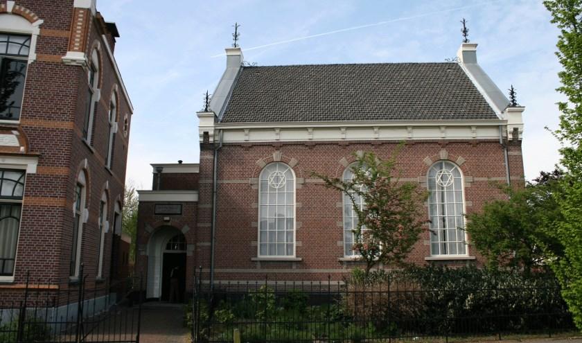 De synagoge is opengesteld tijdens de rondleidingen. Foto: PR