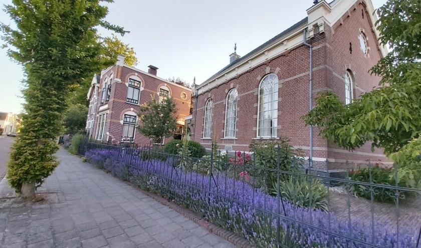 Dinsdag is er weer een rondleiding door de synagoge. Donderdag ook, dan in het Duits. Foto: PR
