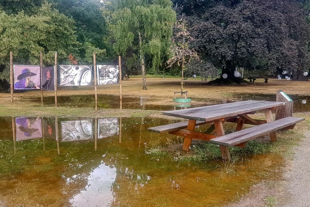Fotoclub De Oude IJssel exposeert tot begin oktober in de tuin van Ruimzicht. Foto: PR  © Achterhoek Nieuws b.v.