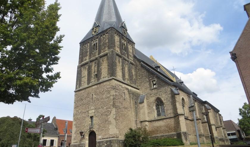 Het oudste gebouw van Aalten. Foto: Bernhard Harfsterkamp
