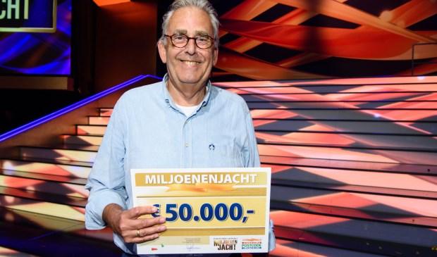 Jan uit Castricum wint 50.000 euro bij Postcode Loterij