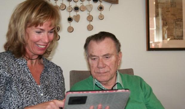 Anette Zeeman van Thuisbij Limmen en Jan Baaij, deelnemer Uitgeest