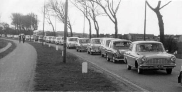 In 1967 liep de Alkmaarderstraatweg dwars door het gebied dat nu Noordend is