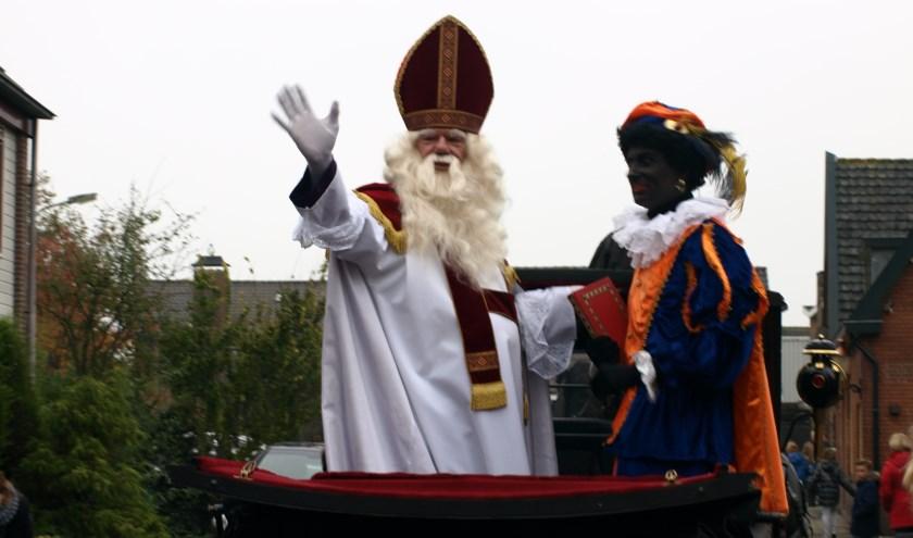 Sint en Piet in Limmen.