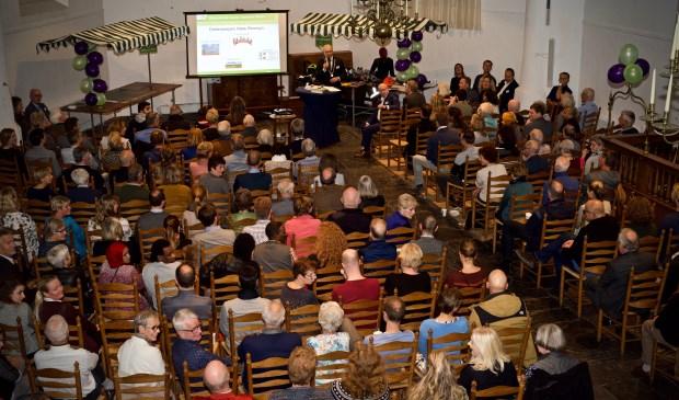 Het was een informatieve en gezellige bijeenkomst in de Witte Kerk
