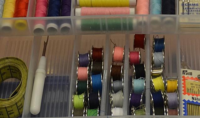 Ook voor lichte naaiwerkzaamheden