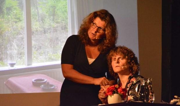 Acteurs van Ervarea maken dementie inzichtelijk