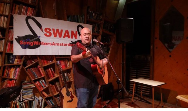 Lee Razo at SWAN