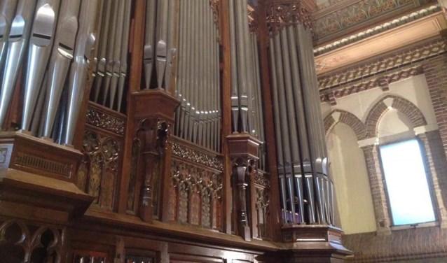 Het Adema Orgel in Uitgeest