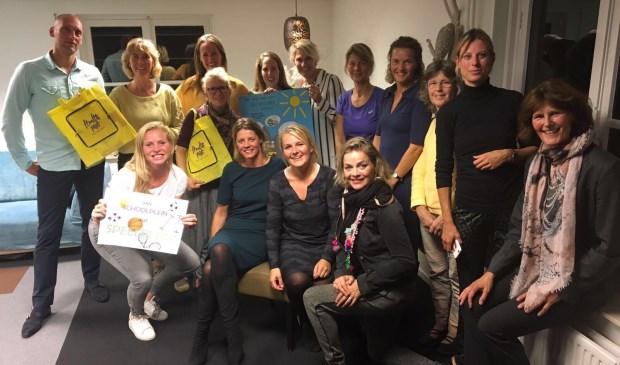 Partners 'Appeltje Eitje-Gezond voorbeeld Heiloo' verdeelden woensdag 27 september samen opnieuw budget voor activiteiten.