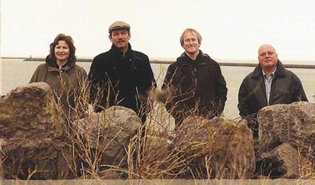 Ierse muziek van Dockside in Vredeburg, Limmen