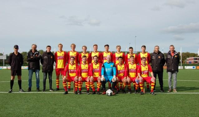 Het team van HSV 1