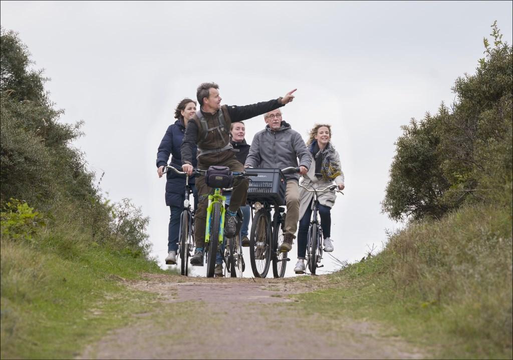 Boswachter fietsexcursie