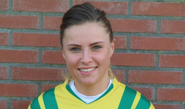 Bo Smit: Woman of the Match