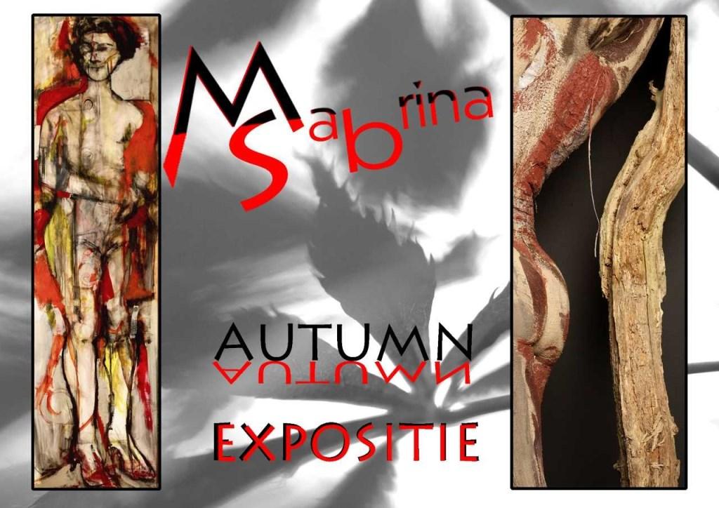 Compositie met werk van Sabrina Tacci en Marina Pronk