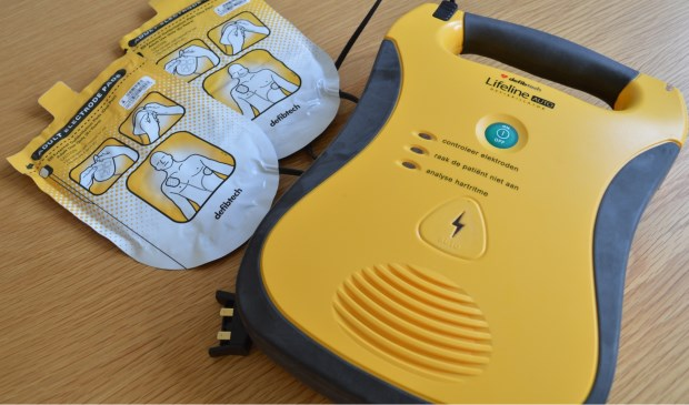 een AED