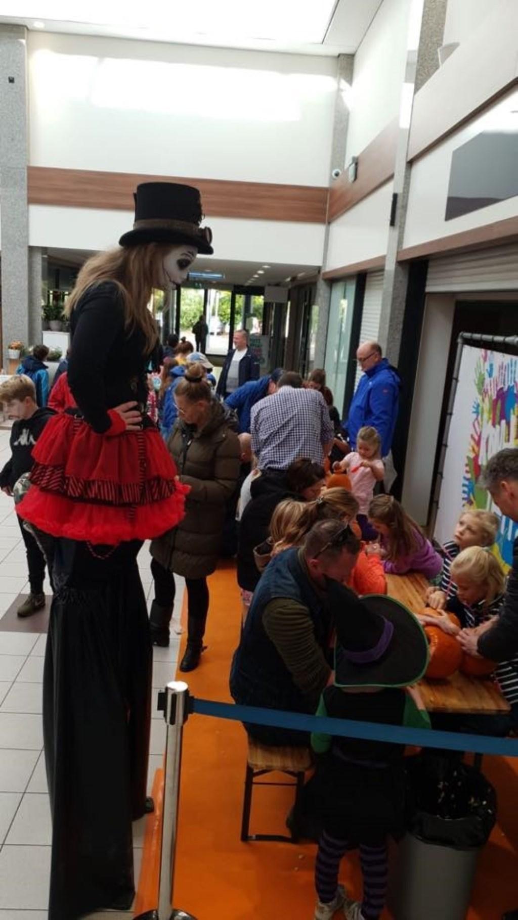 Halloween bij 't Loo  © Uitkijkpost Media B.v.