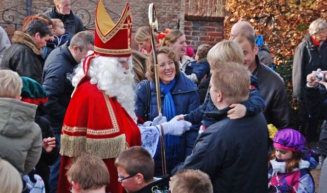 Sinterklaas in 2017