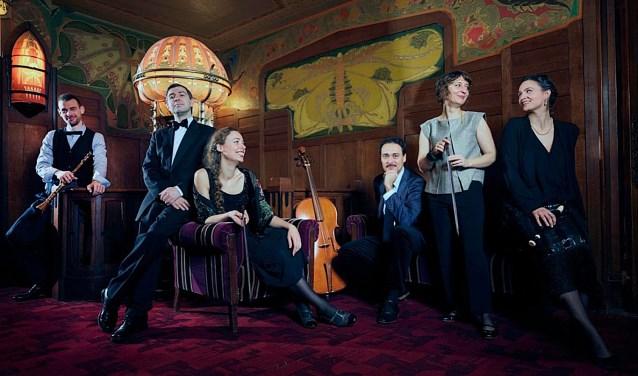 Het Odyssee Ensemble brengt werken van Bach, Telemann, Graupner en Fasch.