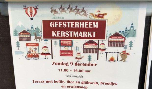 Kerstmarkt In Geesterheem