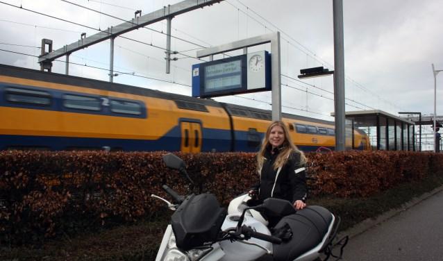 """""""VVD Uitgeest wil zich de komende jaren extra inzetten voor goede verbindingen, zowel via de weg als het spoor."""""""