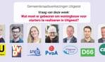 Gemeenteraadsverkiezingen - Wat vinden de partijen over vraag 5?