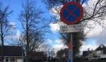Leerlingen Kleurenorkest maken parkeerplan voor Hogeweg