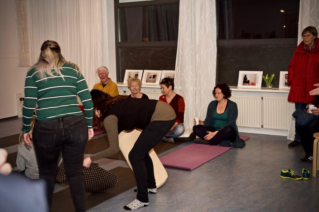 Yoga praktijk STiP Fotografie © Uitkijkpost Media B.v.