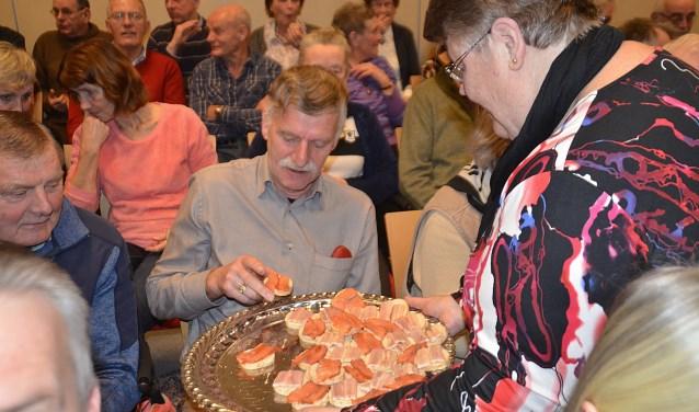 Lezing palingvissen door Jan van den Kommer bij de SUS.