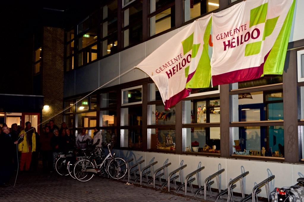 Wethouder Fred Dellemijn verricht de officiële ingebruikname. STiP Fotografie © Uitkijkpost Media B.v.