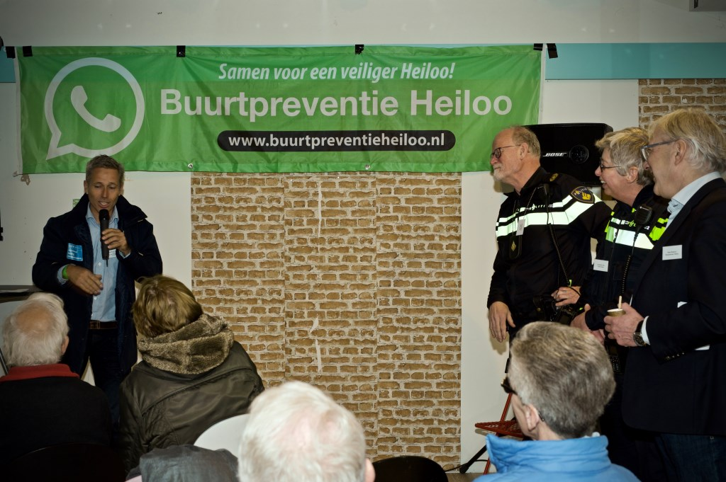 Voorlichting senioren en veiligheid. STiP Fotografie © Uitkijkpost Media B.v.