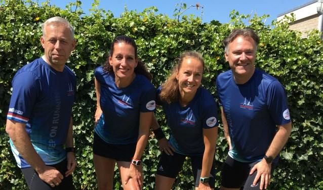 Team A: Marcel Beerkens – Simone Weeda – Marleen Zijlstra – Thijs Smit.