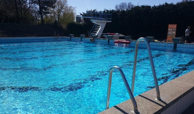 50 jaar zwembad Het Baafje - Uitkijkpost Media B.V.