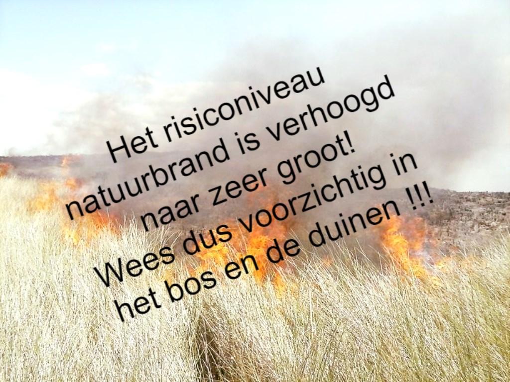 Foto: Brandweer Castricum op Facebook © Uitkijkpost Media B.v.