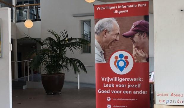 Het Vrijwilligers Informatie Punt Uitgeest, dat samen met Gemeente Uitgeest de vrijwilligers bedankt