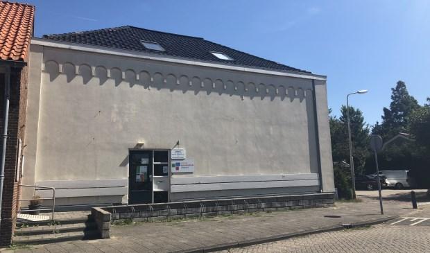 Het Cultureel Centrum aan de Hogeweg 8