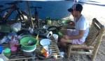 Oud Heilooër Johannes en familie in problemen op Lombok