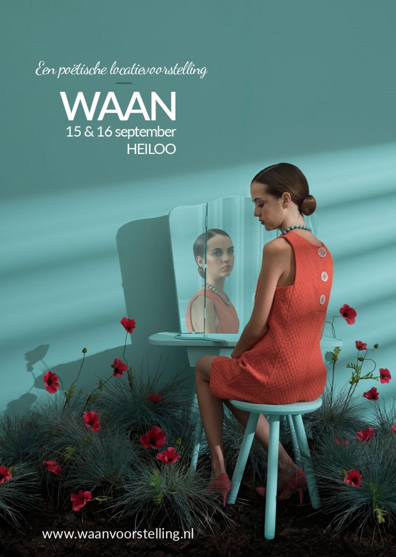 Campagnebeeld WAAN Locatietheater Foto: Studio Noa Verhofstad © Uitkijkpost Media B.v.