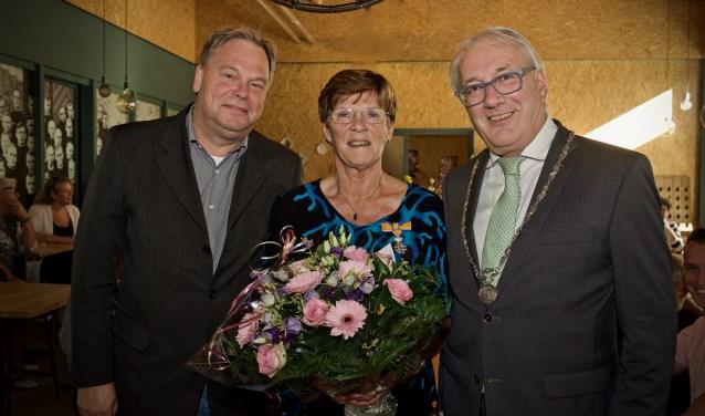 Mevrouw Gerda Gerritsen-Doorenspleet is benoemd tot Lid in de Orde van Oranje-Nassau.