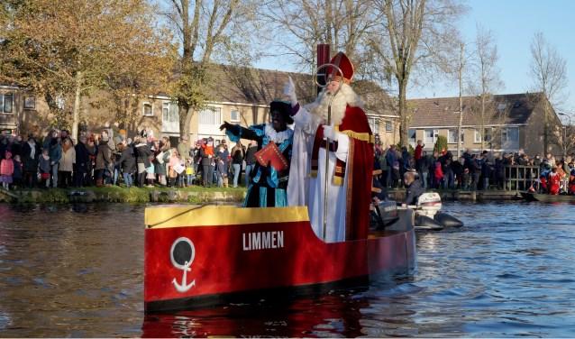 Sinterklaas komt naar Limmen - Uitkijkpost Media B.V.